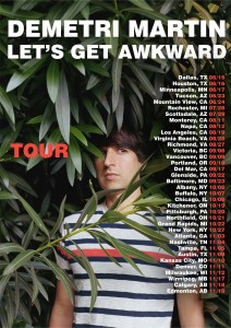 Let's Get Awkward Dates and Cities